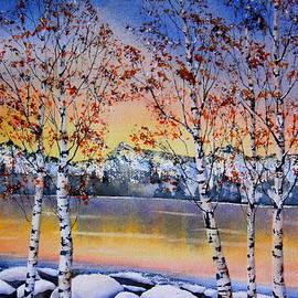 Eva Nichols - Fall Meets Winter