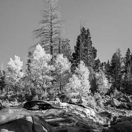 Alexander Kunz - Fall Morning at Sherwin Lakes