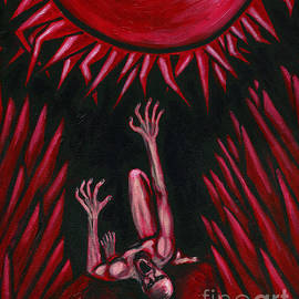 Roz Abellera Art - Fall of Icarus