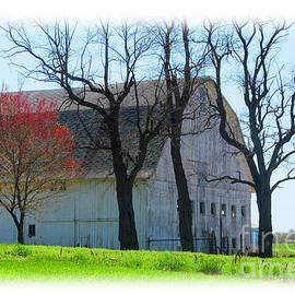 Tina M Wenger - Fall Season And The Barn