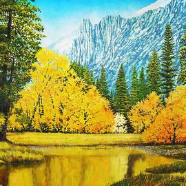 Douglas Castleman - Fall Splendor in Yosemite
