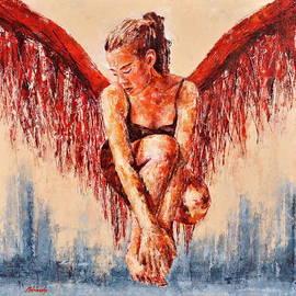 Beata Belanszky-Demko - Fallen Angel III - I