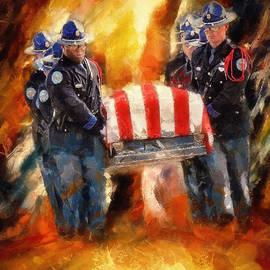 Christopher Lane - Fallen Officer