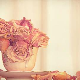 Lisa Knechtel - Fallen Petals Still Life