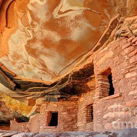 Gary Whitton - Fallen Roof Anasazi Ruins - Cedar Mesa - Utah