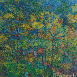 Anna Yurasovsky - Falling Leaves