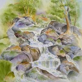 Kristen Anderson Hill - Falling Water