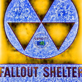 Stephen Stookey - Fallout Shelter Abstract 4