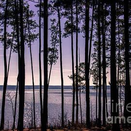 Tom Gari Gallery-Three-Photography - Falls Lake at Ledge Rock