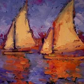 R W Goetting - Fallucas on the Nile
