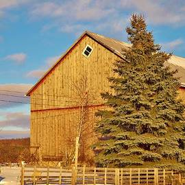 Daniel Thompson - Family Farm Barn