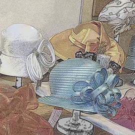 Kathy Barney - Fancy Pastel Hats
