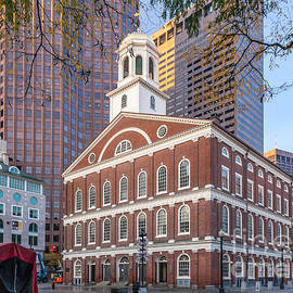 Susan Cole Kelly - Faneuil Hall