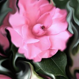 Jennie Marie Schell - Fantasy Camellia Flower