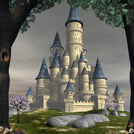 David Griffith - Fantasy Castle
