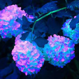 Margaret Saheed - Fantasy Flowers 11