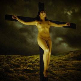 Ramon Martinez - Asian Jesus Crucifix