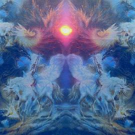 Vasil Yankulski -  The fantasy of our souls