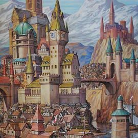 Henry David Potwin - Fantasy World