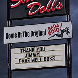 Susan Candelario - Farewell Boss