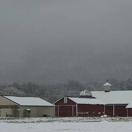 Ruth Harpster - Farm and Snow