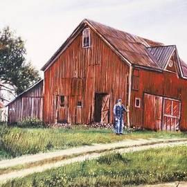 James Welch - Farm In Fenton Michigan