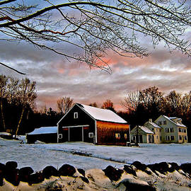 Elizabeth Tillar - Farm on Page Hill