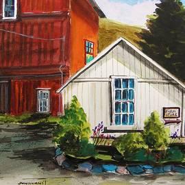 John  Williams - Farm Store