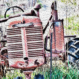 Crystal Harman - Farmall - Antique - Recycling