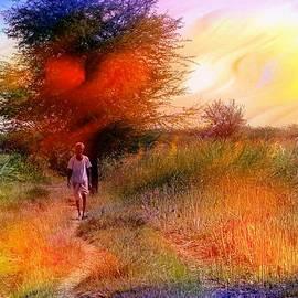 Sue Jacobi - Farmer Fields Lone Tree India Rajasthan 10