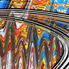 Gabriella Weninger - David - Highway To Nowhere abstract