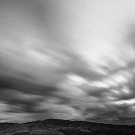 Vishwanath Bhat - Fast moving clouds over Boise Hills