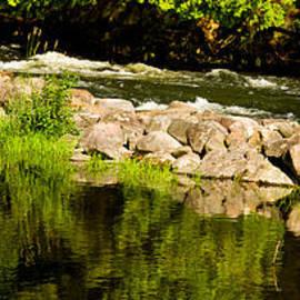 Les Palenik - Fast River Panorama