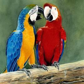 Tonya Butcher - Feathered Friends