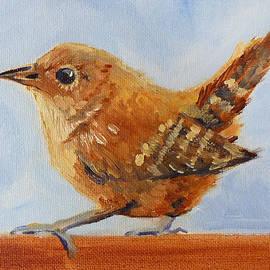 Nancy Merkle - Feathered
