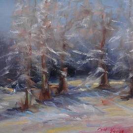 Carol Berning - February Ice Storm