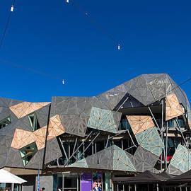 Carlos Cano - Federation square Melbourne Australia