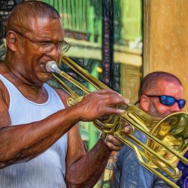 Steve Harrington - Feel It - New Orleans Jazz 2