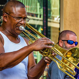 Steve Harrington - Feel It - New Orleans Jazz