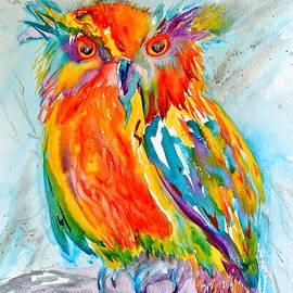 Beverley Harper Tinsley - Feeling Owlright