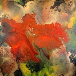 Julia Fine Art And Photography - Feelings Eruption
