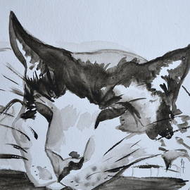 Beverley Harper Tinsley - Feline