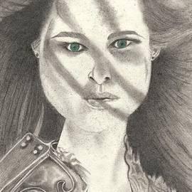 Wraymona Low - Female Celtic Warrior