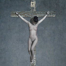 Ramon Martinez - Female Crucifix V