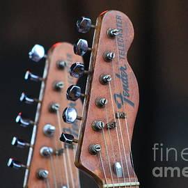 Fiona Kennard - Fender Telecaster