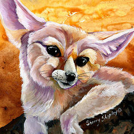 Sherry Shipley - Fennec Fox
