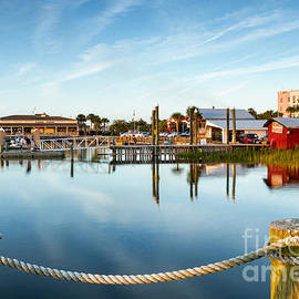 Dawna  Moore Photography - Fernandina Beach Marina Amelia Island Florida