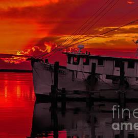 Dave Bosse - Fernandina Sunset