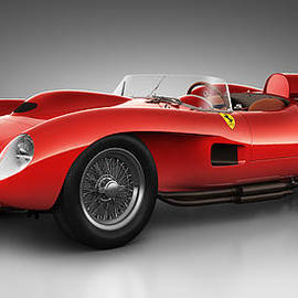Marc Orphanos - Ferrari 250 Testa Rossa - Spirit