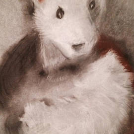 Renee Michelle Wenker - Ferret at Rest